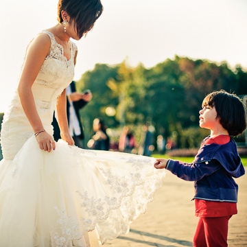 COLLECTION OF LEON WONG - WEDDING